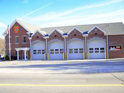 Sterling Firehouse - Another Quality Job by Sterling Overhead Door